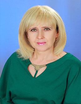 Спиридонова Людмила Сергіївна